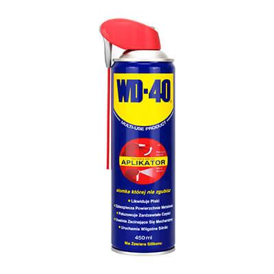 Preparaty wielofunkcyjne - WD-40