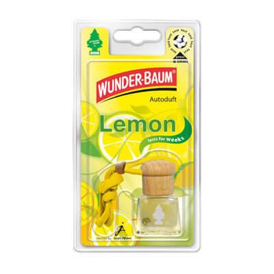 Samochodowe odświeżacze powietrza - WB Bottle Lemon