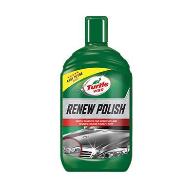 Kosmetyki samochodowe - Regenarator lakieru