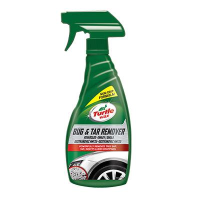 Kosmetyki samochodowe - Płyn do usuwania smoły