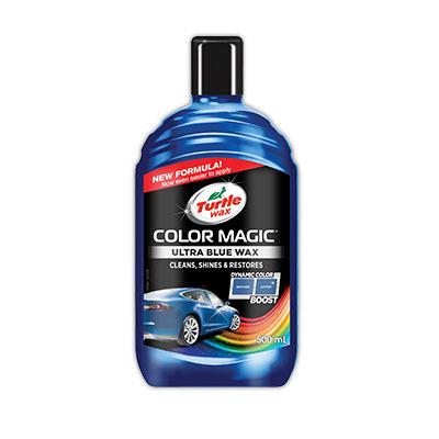 Kosmetyki samochodowe - Color Magic granatowy