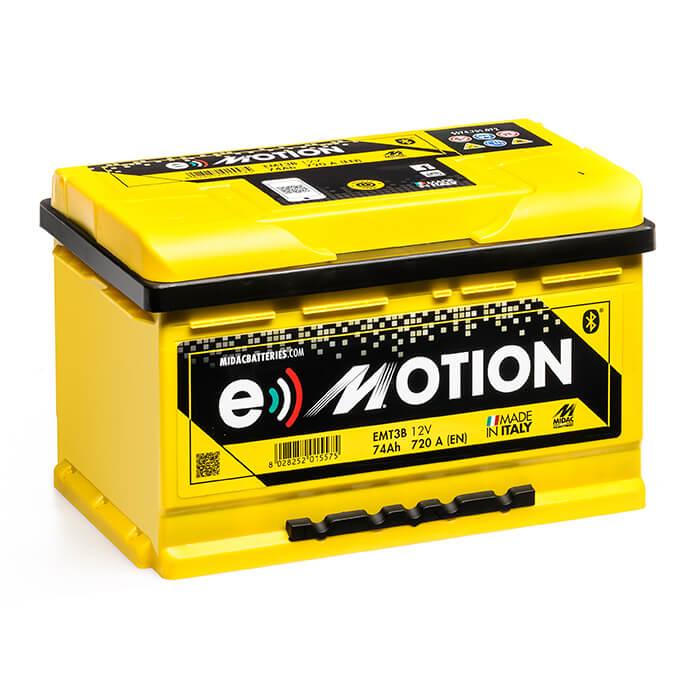 AKUMULATOR MIDAC e-Motion 74Ah 720A
